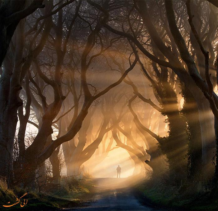 لوکیشن سریال گیم آو ترونز | ایرلند