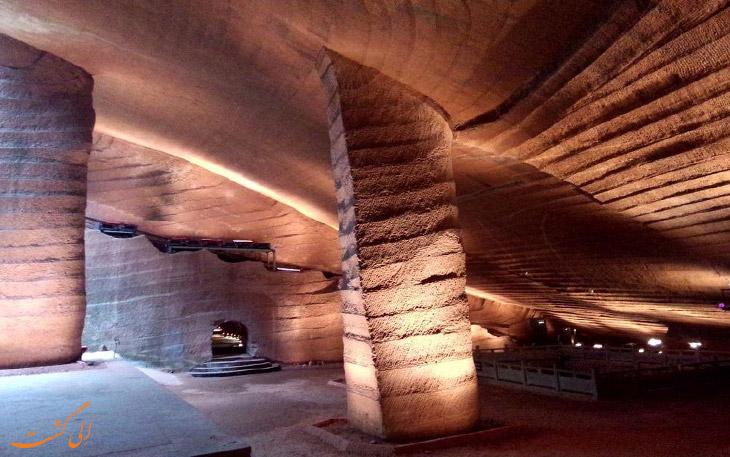 غارهای لانگیو
