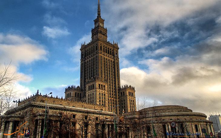 کاخ علم و فرهنگ