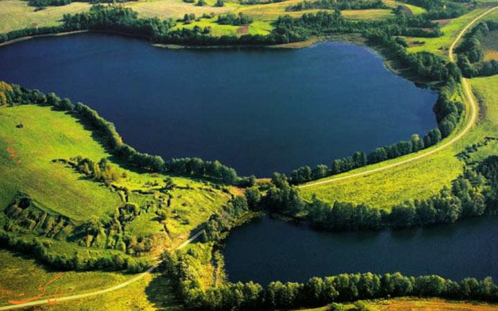 دریاچه ای براسلاو