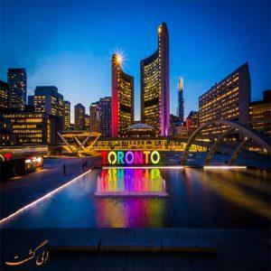 سفر به تورنتو