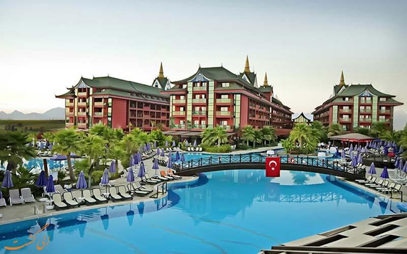 تصویری از هتل uall آنتالیا، ترکیه