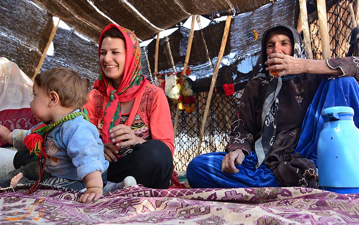تصویری از عشایر
