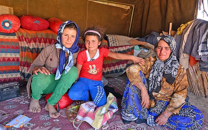 نمایی از عشایر ایراننمایی از عشایر ایران