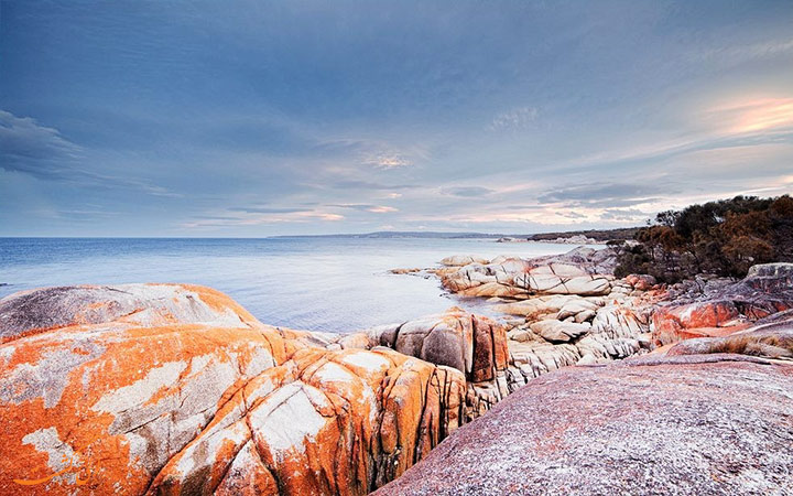 ساحل نارنجی در استرالیا