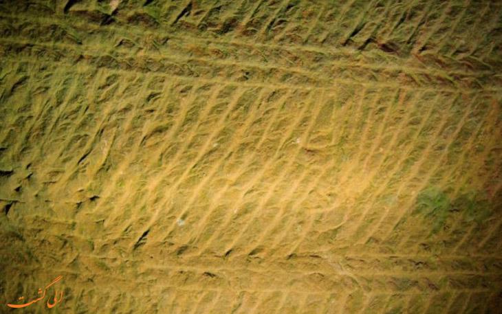 نقش دیواره های غارهای لانگیو