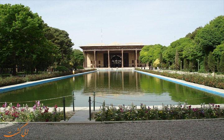 باغ چهلستون اصفهان