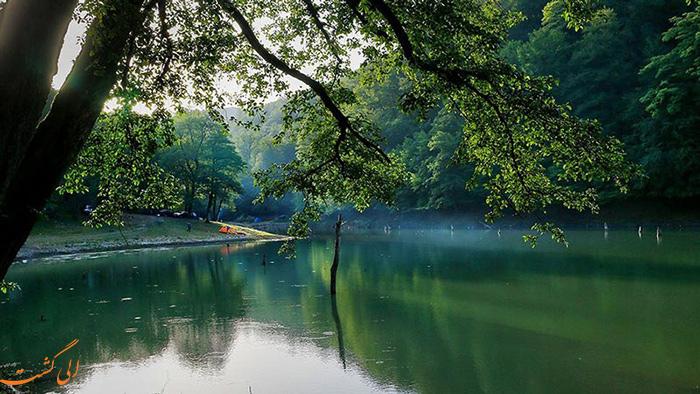 دریاچه مرموز چورت