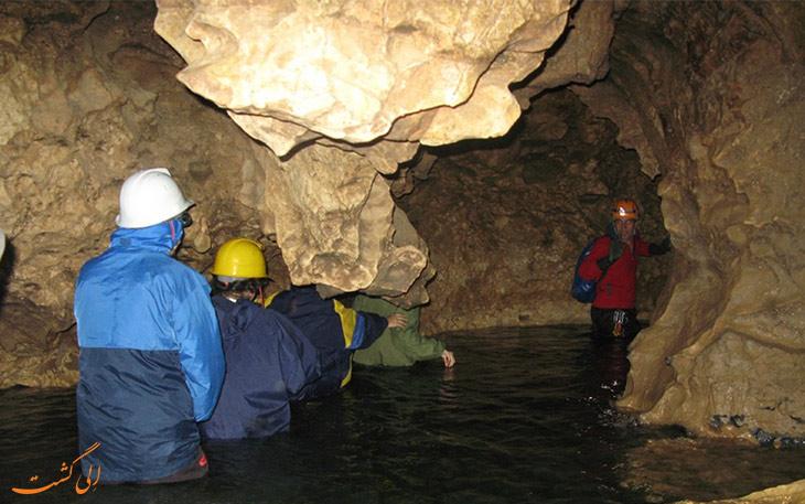 دومین غار آبی بزرگ دنیا