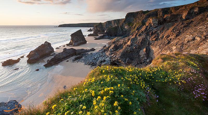 سواحل انگلستان