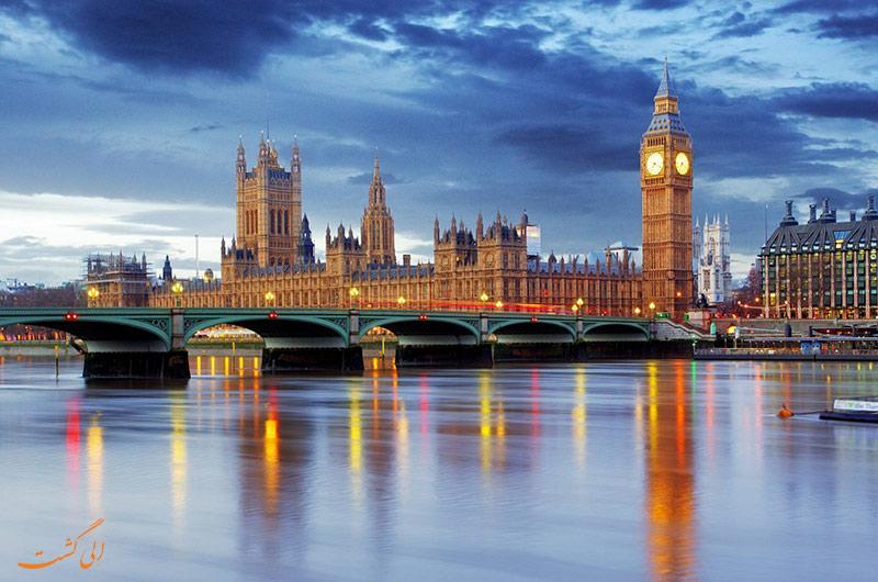 سفر به انگلستان