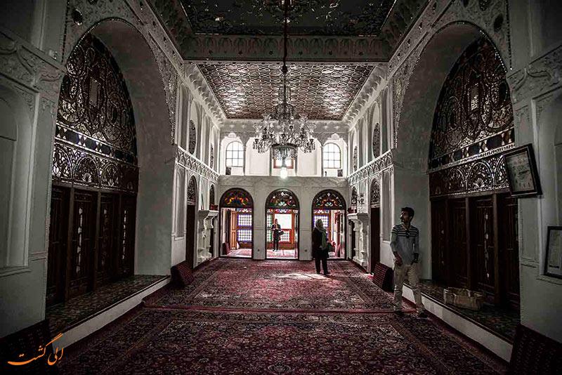 حسینیه امینی ها در قزوین
