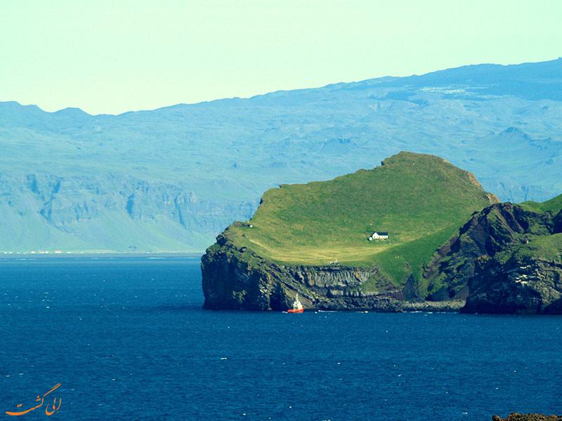 جزیره Elliaey ایسلند