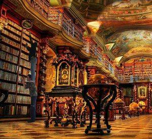 خاص ترین کتابخانه جهان