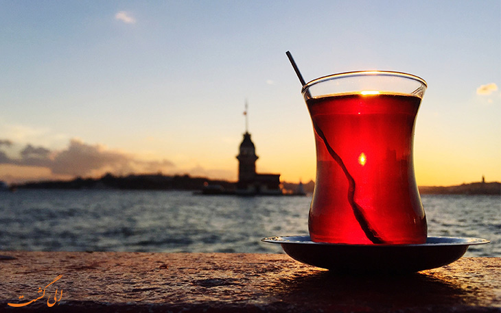 برج دختر در استانبول سوژه عکاسی