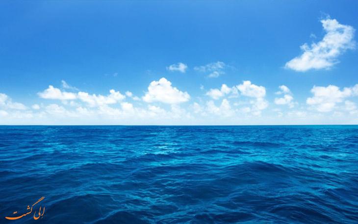 رنگ اقیانوس