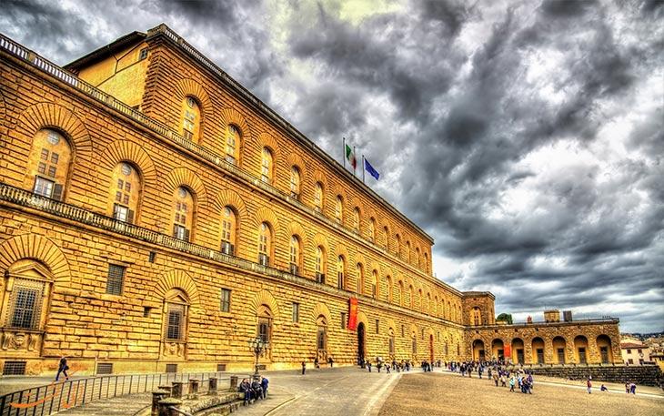 کاخ پیتی در فلورانس