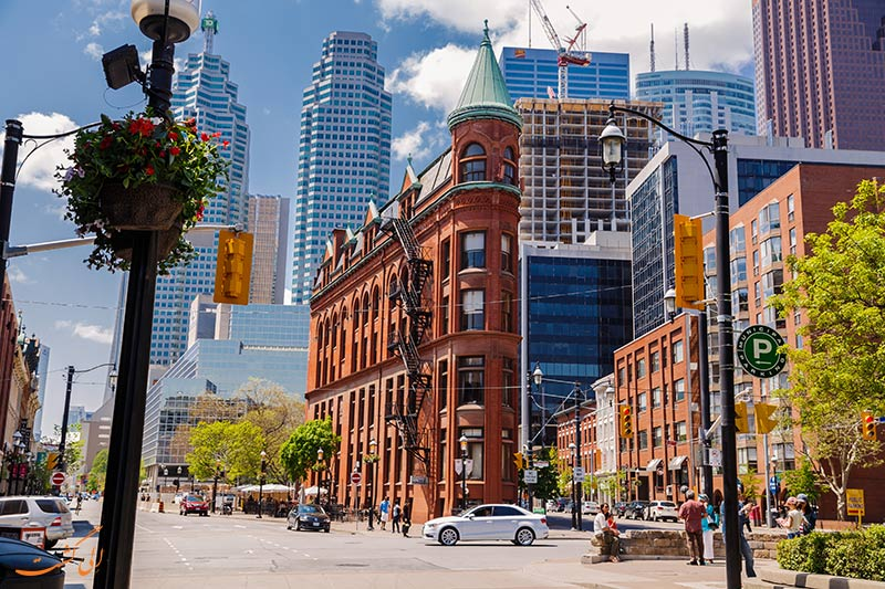 فصل بهار در تورنتو
