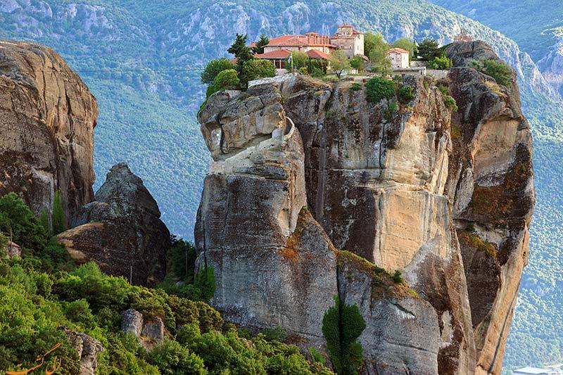 متئورای یونان