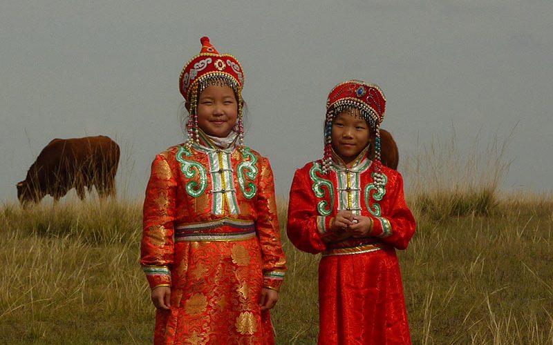 لباس های سنتی