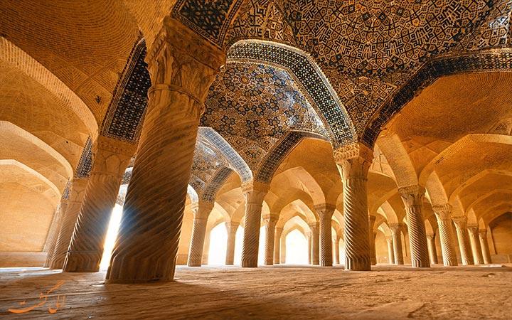مسجد وکیل در شیراز