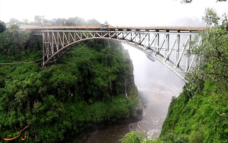 پل ویکتوریا فالز