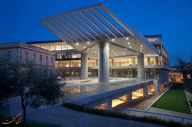 موزه آکروپلیس آتن