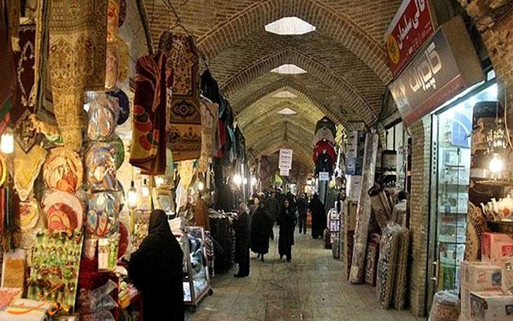 بازار سنتی زنجان