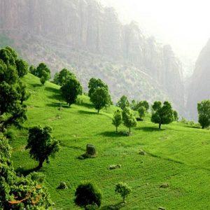 زیبایی های کهگیلویه و بویر احمد
