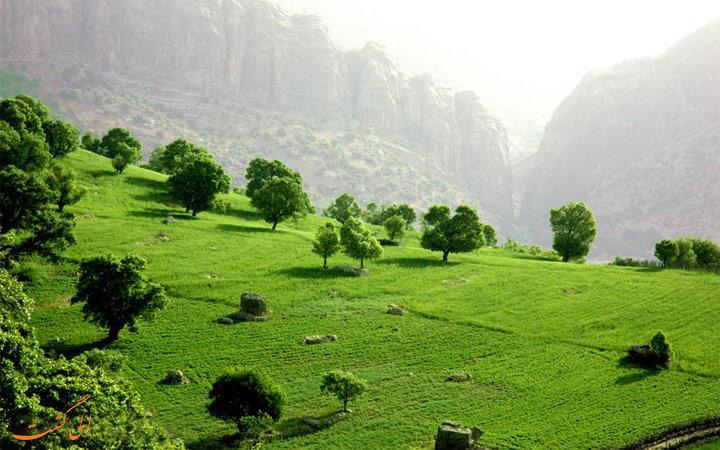طبیعت کهگیلویه و بویر احمد