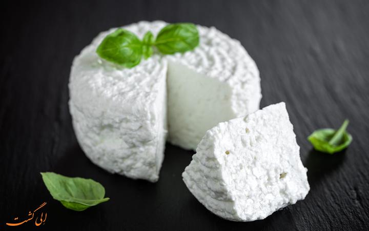پنیر-ایتالیایی-ریکوتا