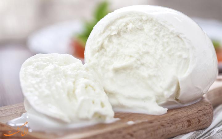 پنیر-ایتالیایی-موزارلا