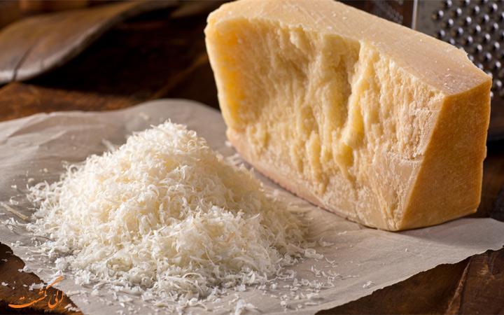 پنیر ایتالیایی پارمزان