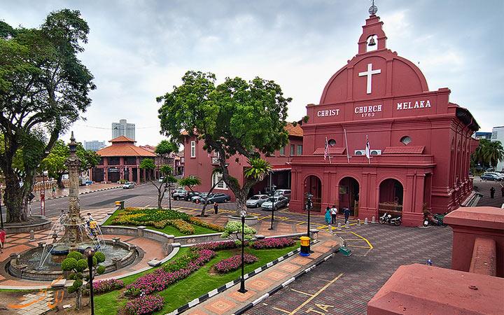 مالزی کلیسا