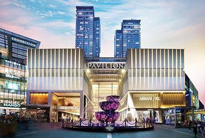 مرکز خرید پاویلیون در کوالالامپور