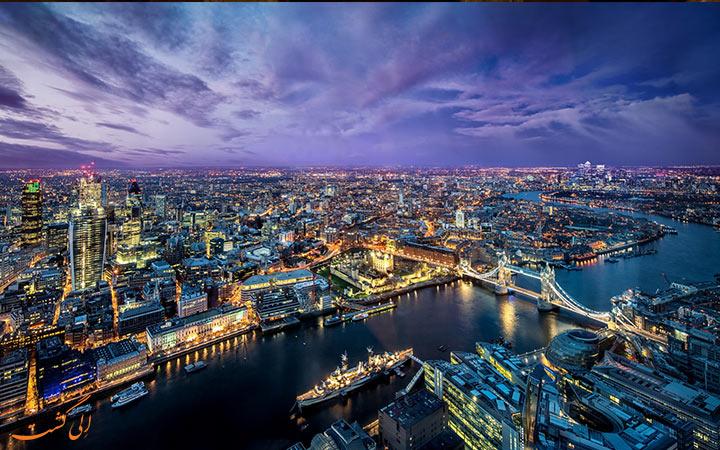 لندن زیبا