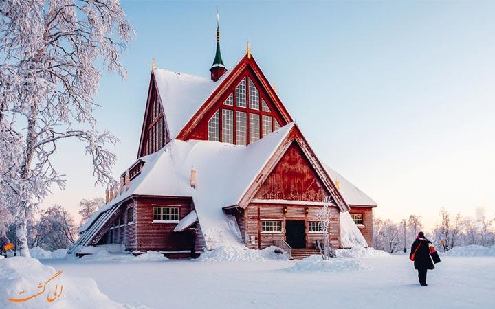 تصاویر زیبای طبیعت کشور سوئد