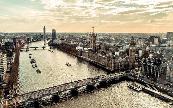 تصاویری جذاب از لندن