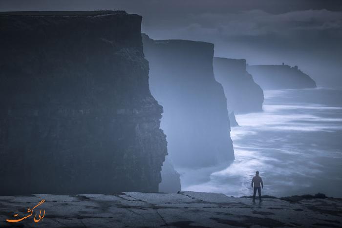 روز ابری در ایرلند