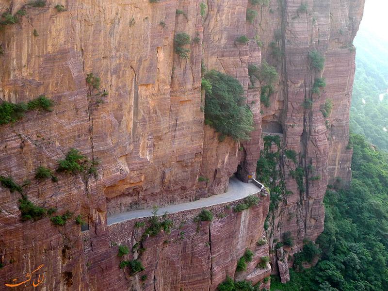 جاده گولیانگ چین