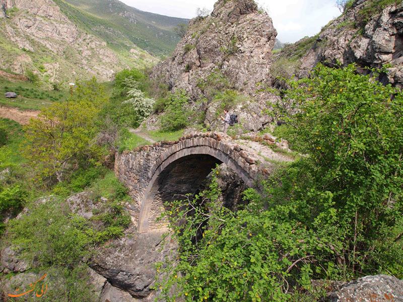 پل شیطان در ارمنستان