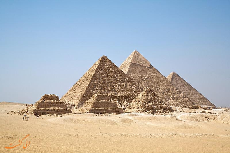عکس اهرام مصر