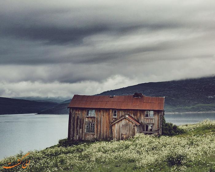 خانه های متروک اسکاندیناوی