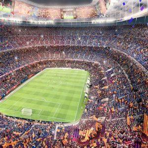معروف ترین استادیوم های فوتبال جهان