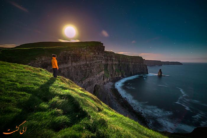 طبیعت شگفت انگیز ایرلند