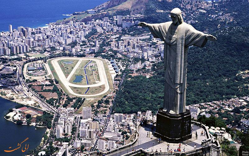 مجسمه مسیح ریودوژانیرو