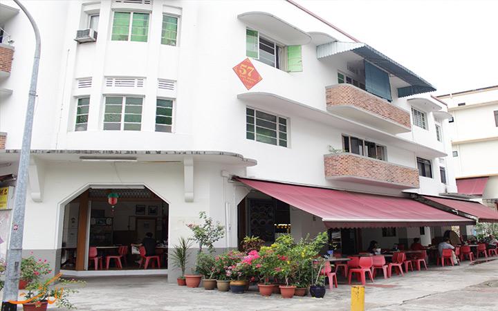 غذا خوری تیونگ بارو