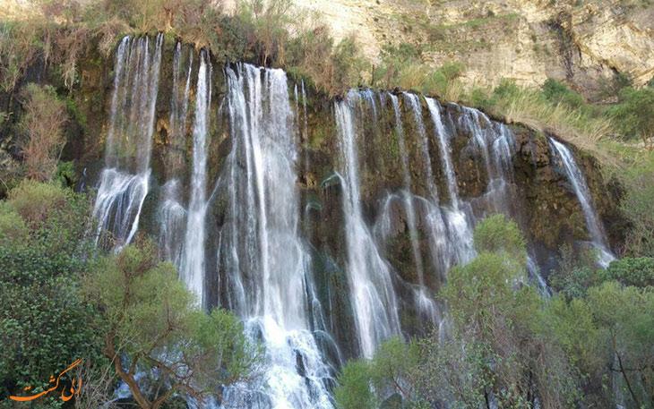 آبشار شوی در دزفول
