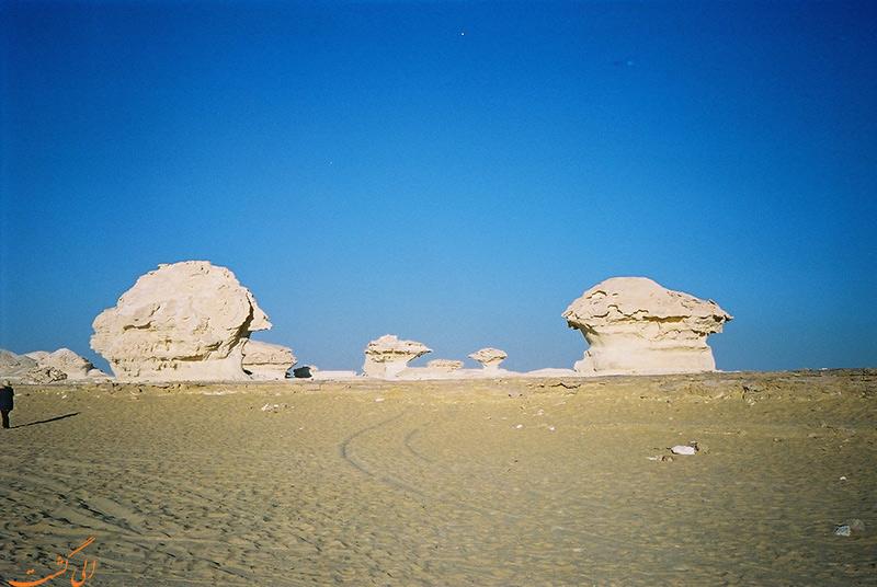بیابان فارافرا مصر
