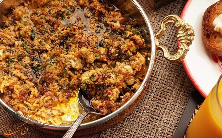 غذای ترکی